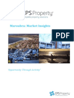 Maroubra Research Report