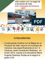 Diapositivas Proyecto de Vida 2017