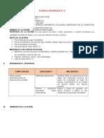 SESIóN DE Aprendizaje N 14 matematica.docx