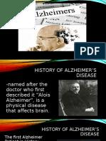 Alzheimer d. Reporting
