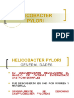Helicobacter Pylori Kumate