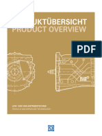 Product Overview Truck Van Transmissions