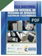 Política Nacional de Gestión Integral de RAEE.pdf