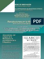 Carmen González Martínez. La Revolución española (1936-1939)