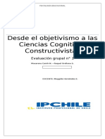 Ciencias cognitivas constructivistas