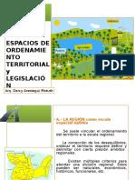 ESPACIOS DEL ORDENAMIENTO TERRITORRIAL -LEGISLACION.pptx