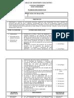 Planeación Desarrollo y Psicología Gral. II Unidad 3