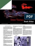 Battlefleet Gothic Dark Eldar Move-Move-Shoot rules