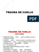 Expo Trauma Cervical
