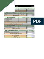 Plan Financiero Personal Ejemplo