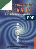 Guía de Los Chakras