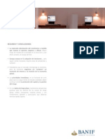 Banif Informe Mensual Mercado Junio 2010