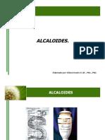 8. Alcaloides