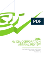 NV2016 AnnualReport and Proxy