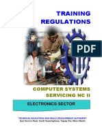 TR Computer Systems Servicing NC II