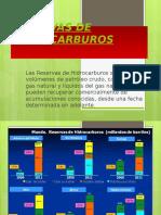 Reservas de Hidrocarburos - Disertacion