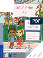 DELF Prim A2 Livret Candidat