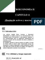 W11_Precios de Activos y Macroeconomía