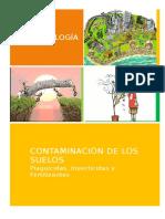 Plaguicidas y Fertilizantes - Suelos