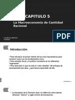 H5_ La Macroeconomia de Racionalidad Cuantitativa