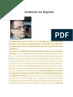 Derecho Medieval en España