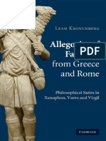 Allegories of Farming from Greece and Rome Philosophical Satire in Xenophon, Varro, and Virgil.pdf