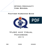 Music and Visual Handbook