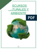 Monografia Recursos Naturales y Ambiente