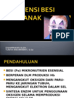 1. Defisiensi Besi - Progsus