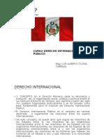 Curso Derecho Internacional Público