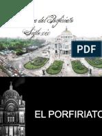 Arquitectura Del Porfiriato