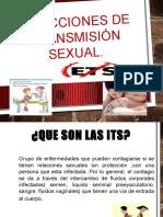 Infeccion de Transmisión Sexual