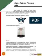 Simetria de Figuras Planas e Espaciais