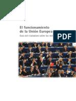 El funcionamiento de la Unión Europea.pdf