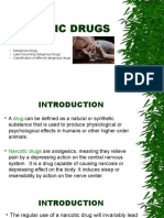 Narcotic Drugs