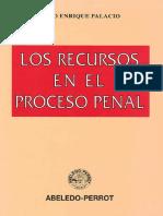 1048 Palacio - Recursos en El Proceso Penal