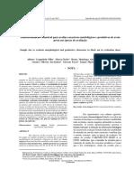 Art [CargneluttiFilhoA Et Al 2015] Dimensionamento Amostral Para Avaliar Caracteres Morfológicos e Produtivos de Aveia Preta Em Épocas de Avaliação