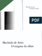 Alfredo Bosi - Machado de Assis, o Enigma Do Olhar
