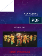 MEK MULONG