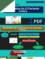 Glutamina-crítico
