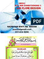 Air Flow Design