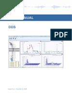 DDS Manual