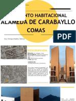Urbanizacion Carabayllo, Comas