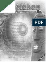 OWOFAKAN Cuaderno de Ifa