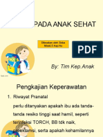 ASKEP Anak Sehat