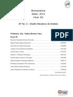 Af-4-Diseño Mecanico de Analisis