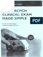 Clinical Exam Simple