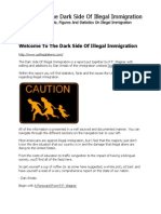 The Dark Side of Illegal Immigration - Wagner
