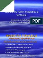 Imagistica toracelui