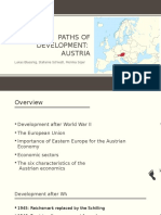 Paths of Austria